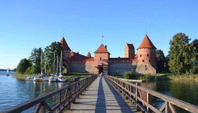Die Highlights des Baltikums erleben