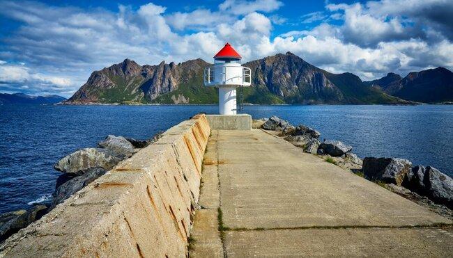 Lofoten - Inselparadiese nördlich des Polarkreises erwandern