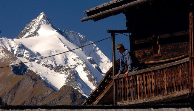 Alpenüberquerung vom Wilden Kaiser zum Großglockner