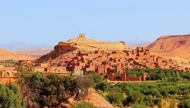 Marrakesch und der Zauber der Sahara