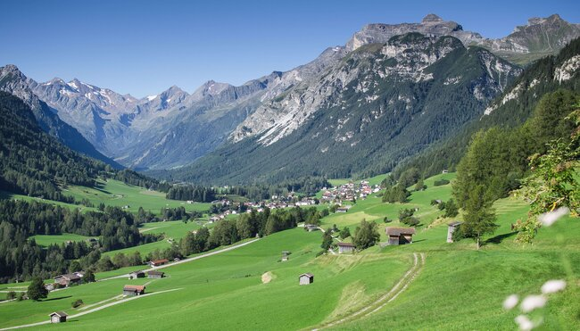 Vorbereitung Alpenüberquerung