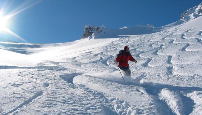 Grundkurs Skitouren für Einsteiger - Lizumer Hütte in den Tuxer Alpen