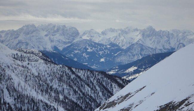 Genussvolle Schneeschuhwanderungen auf der Südseite des Großglockner