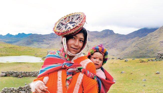 Perus Highlights erwandern