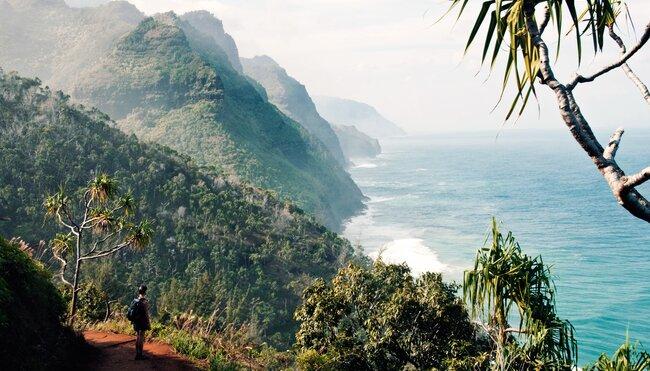 Vulkanische Inselwelt Hawaii