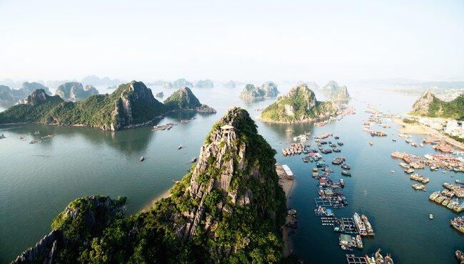 Vietnams Highlights erwandern