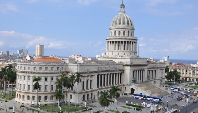 Silvester in Kuba