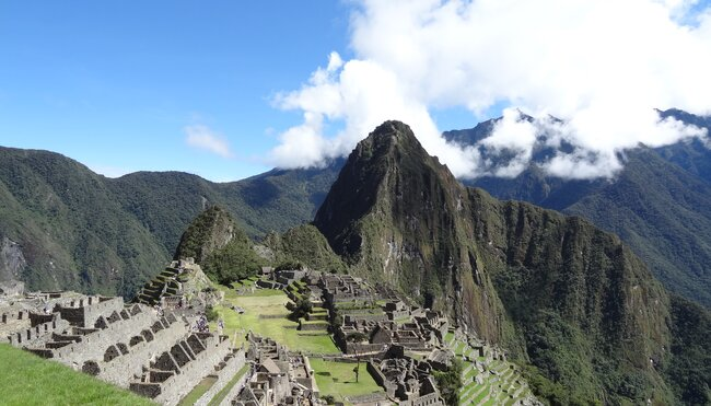 Südamerikas Highlights erleben