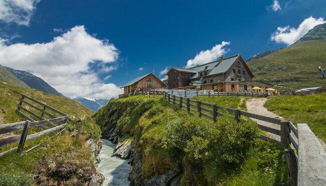 Stubaier Höhenweg - Alpentrekking von Hütte zu Hütte