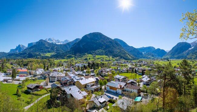 Salzburger Kalkalpen gemütlich erwandern für Singles und Alleinreisende