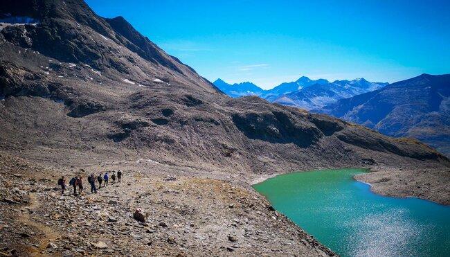 Alpenüberquerung vom Königssee zu den Drei Zinnen für Singles und Alleinreisende