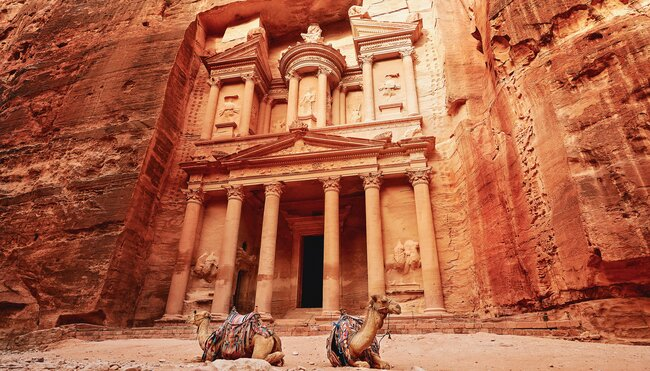 Jordanien zum Kennenlernen