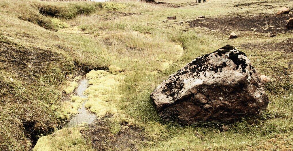 Island - Hochlandduchquerung