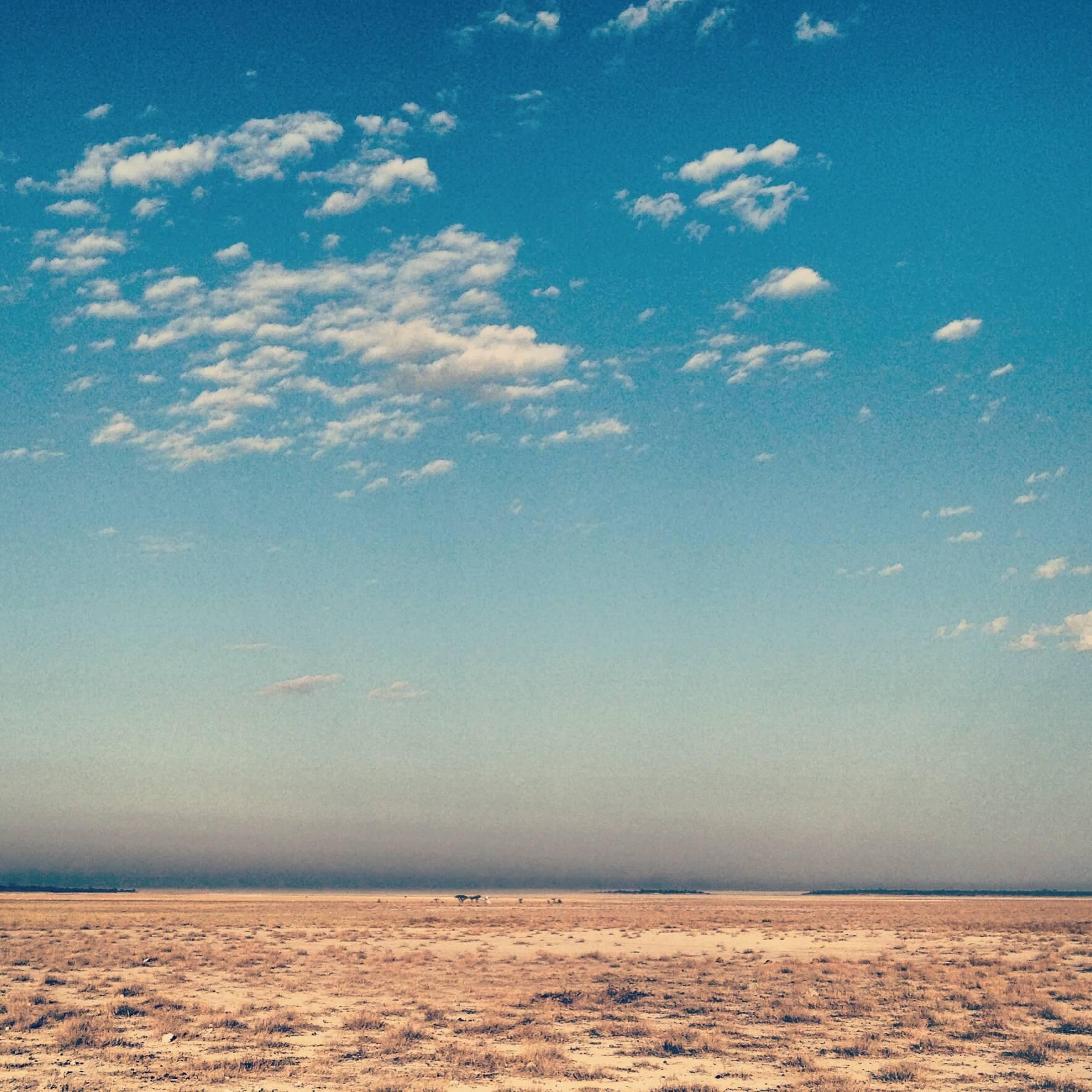 Die Weite von Namibia