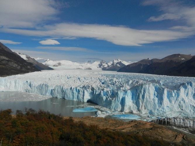 Perito Moreno Gletscher Gletscherende
