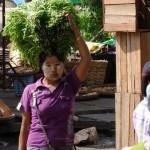 Auf dem Markt in Myanmar