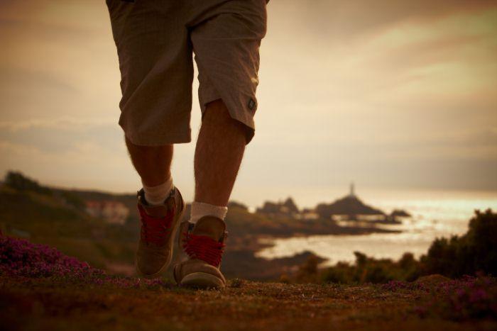Wandern auf Jersey