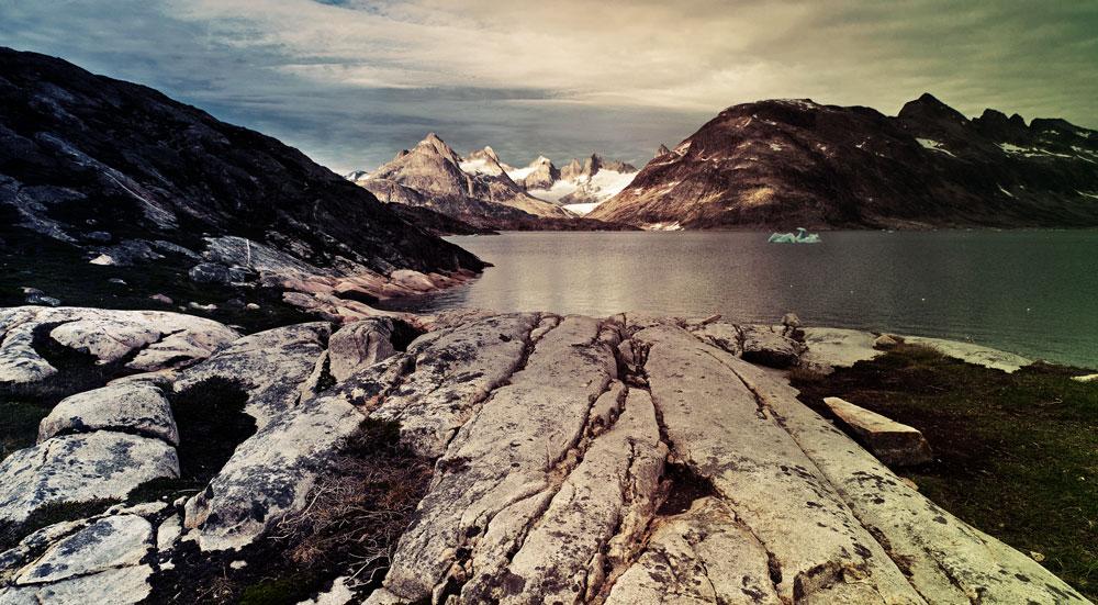 Grönland auf stillen Wegen