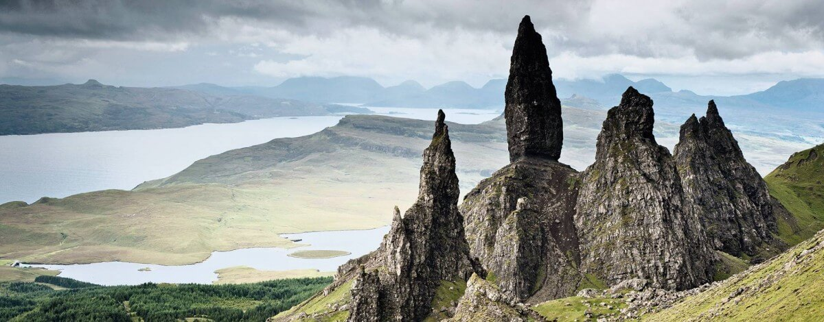Schottland auf stillen Wegen