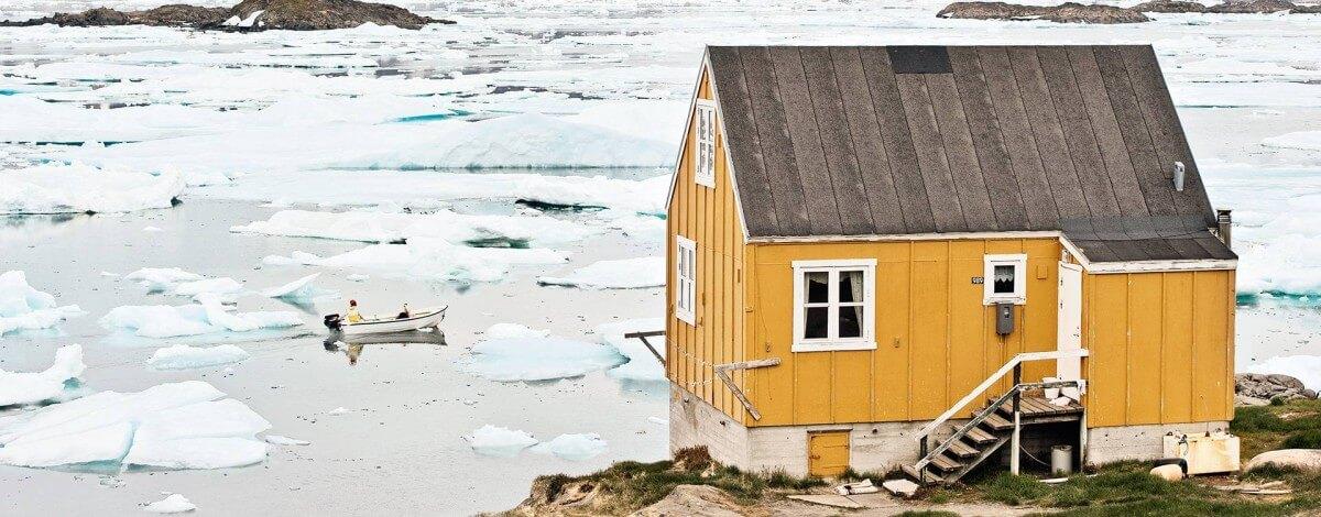 Ostgrönland auf stillen Wegen