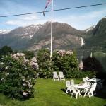 Gästehaus Nes Gard Norwegen