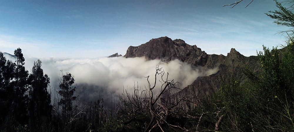 Der höchste Gipfel Madeiras