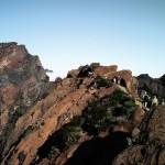 Karge Bergwelt auf Madeira
