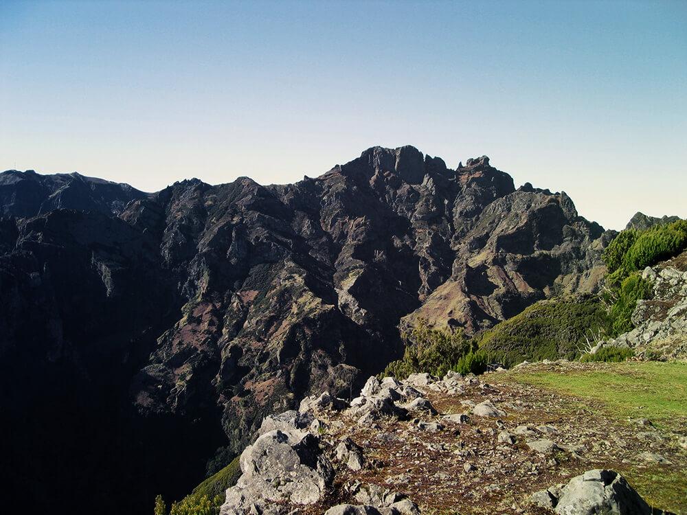 Madeiras Wanderwege