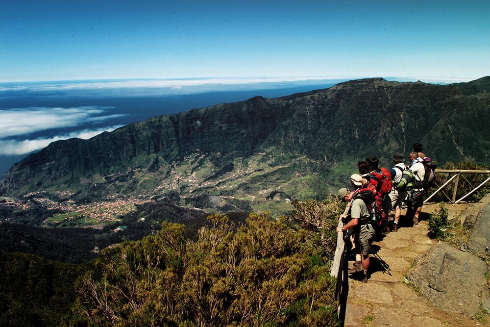Der höchste Berg Madeiras: Pico Ruivo