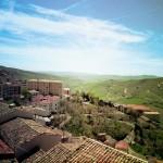 Über den Dächern Siziliens