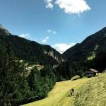 Vom Tegernsee nach Sterzing