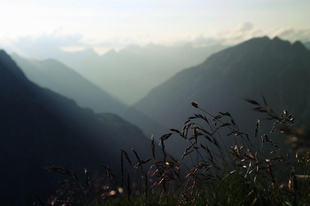 In den Lechtaler Alpen