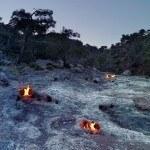 Feuer am Lykischen Weg