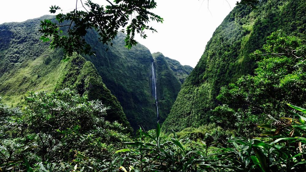 Cascade Blanche La Réunion
