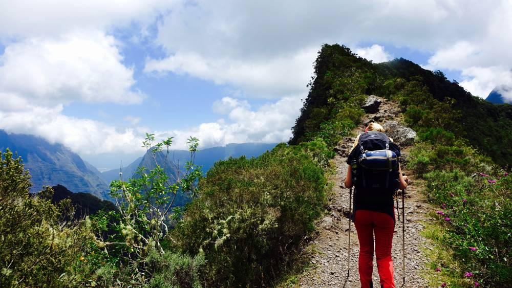 Wanderweg La Réunion