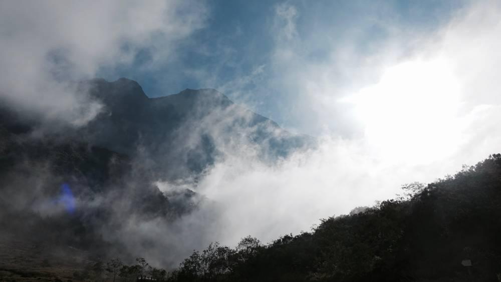 Bergwelt La Réunion