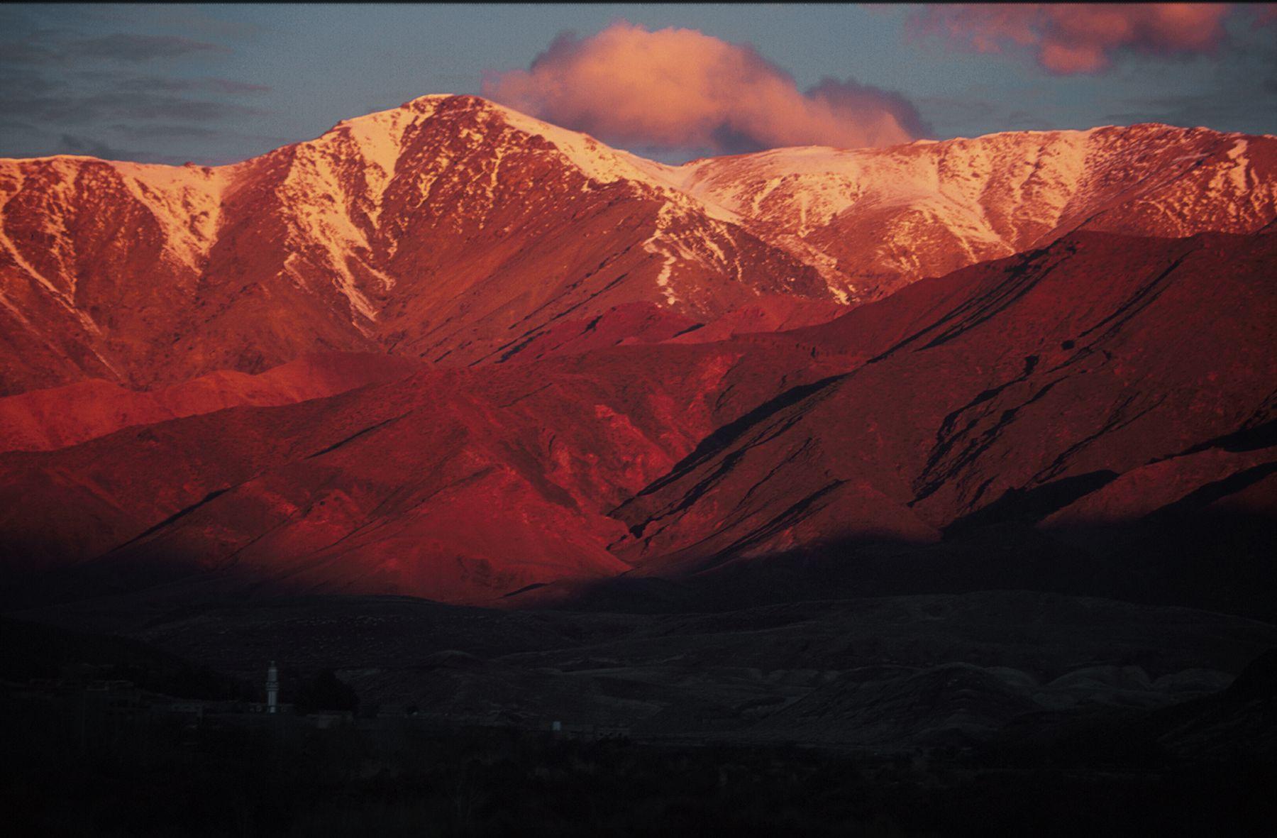 Djebel Toubkal Marokko