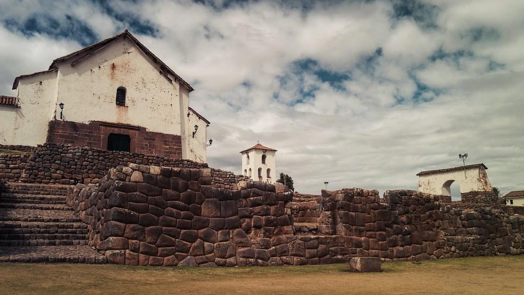 Palast Túpac Yupanqui in Chinchero