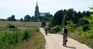 Eine Radreise durch das Baltikum