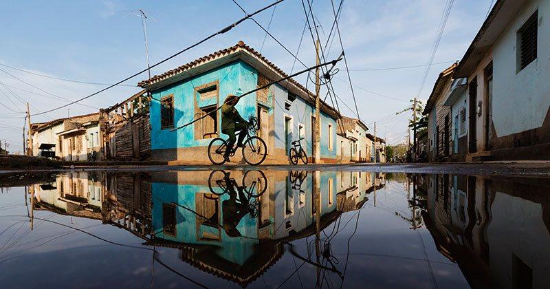 Eine Radreise mit Guide durch Kuba