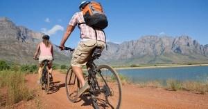 Mit E-Bikes und dem ASI Guide durch die schönsten Gegenden Südafrikas