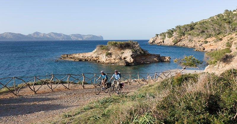 Mallorca mit dem E-Bike erfahren