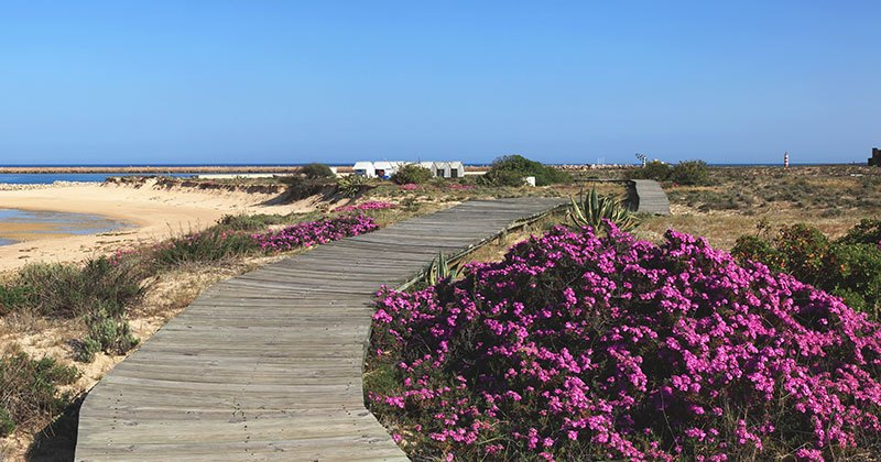 Mit dem E-Bike an der Algarve in Portugal
