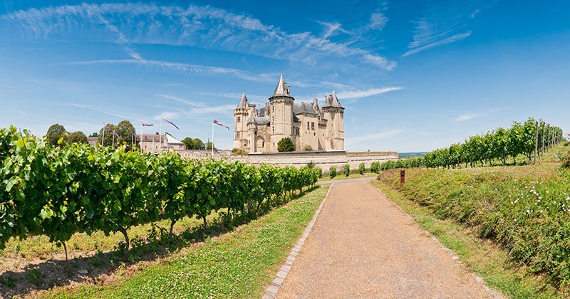 E-Bikereise: Frankreichs Loire Tal individuell entdecken