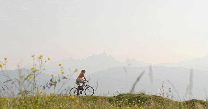 Mit dem E-Bike von München nach Venedig - Alpenüberquerung