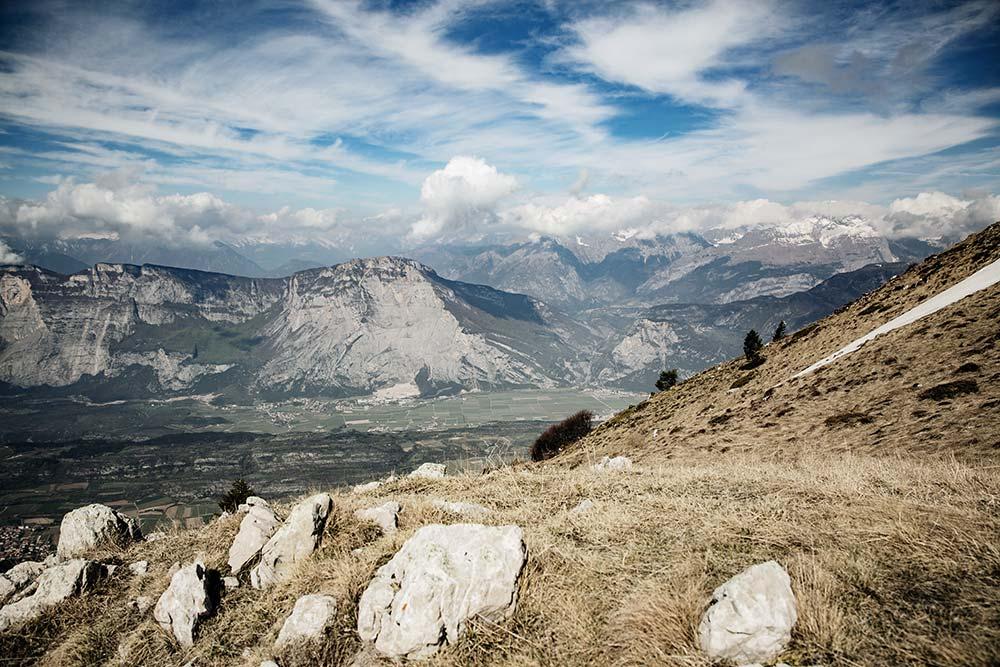 Natur pur am Monte Bondone