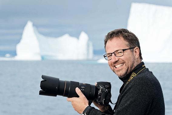 Grönland Olaf Krüger