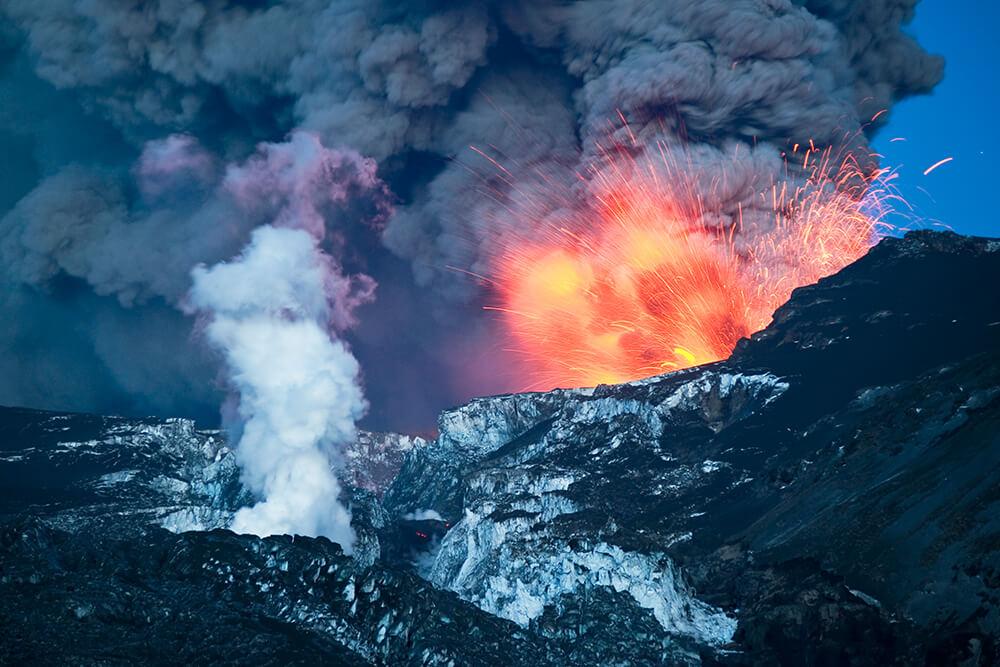 Vulkanausbruch Eyjafjallajökull