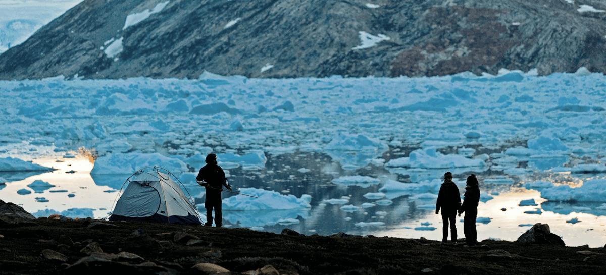 Wandern am Polarkreis