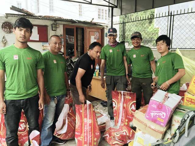 Spenden Nepal